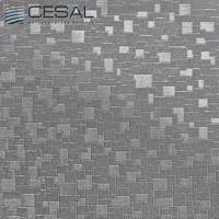 Кассетный потолок 300х300 мозайка металлик