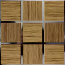 Кассетный потолок 300х300 комби-бук